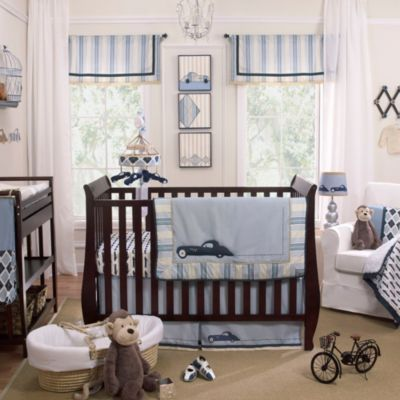 Petit Tresor Luca Crib Bedding Collection