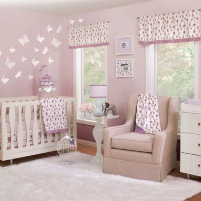 Petit Nest Sophie 4-Piece Crib Bedding Set