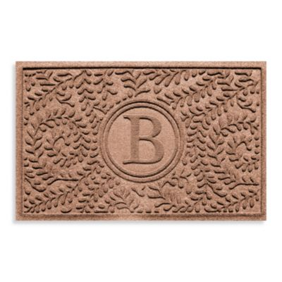 Monogram Floor Mat