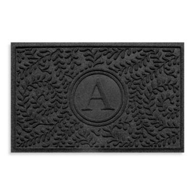 Monogram Floor Mat