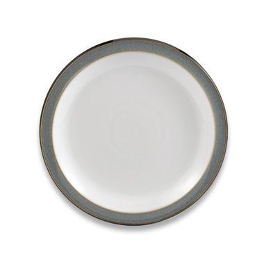 Denby Jet Grey 9-Inch Salad Plate