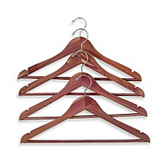Cedar Coat Hangers (Set of 4)