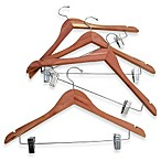 Cedar Skirt Hangers (Set of 4)