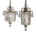 Feiss® Gianna 1-Light Mini Duo Chandelier
