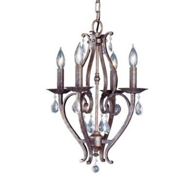 Feiss® Mademoiselle 4-Light Chandelier