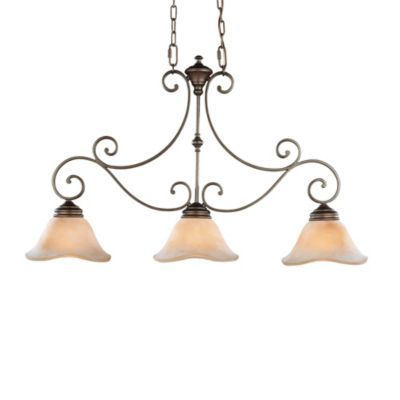 Feiss® Tuscan Villa 3-Light Chandelier