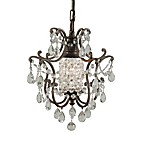 Feiss® Maison Deville British Bronze Mini Duo Chandelier