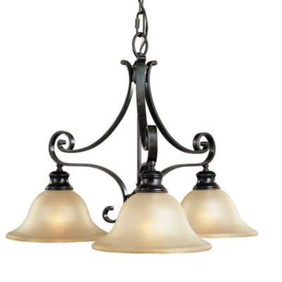 Feiss® Cervantes 3-Light Kitchen Chandelier