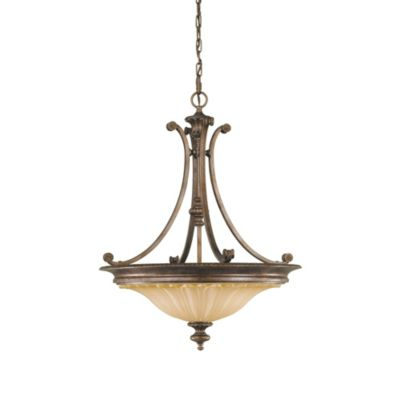 Feiss® Stirling Castle 3-Light Chandelier