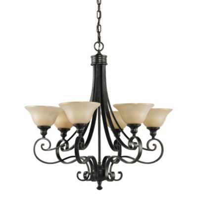 Feiss® Cervantes 6-Light Chandelier