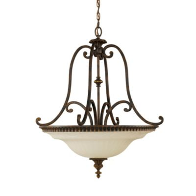 Feiss® Drawing Room 4-Light Uplight Chandelier