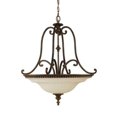 Feiss® Drawing Room 4-Light Uplight Chandelier
