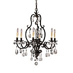 Feiss® Salon Maison 6-Light Single Tier Chandelier