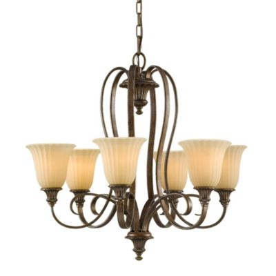 Feiss® Somerset 6-Light Single Tier Chandelier