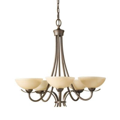 Feiss® Kinsey 5-Light Single Tier Chandelier