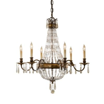 Feiss® Bellini 6-Light Single Tier Chandelier