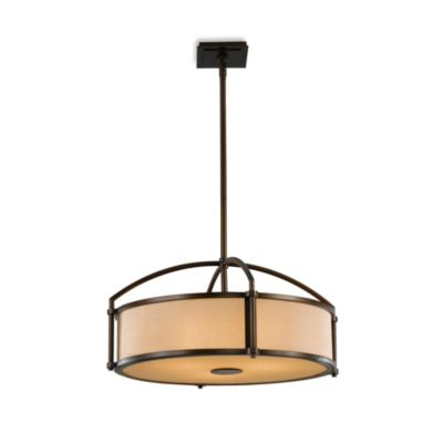 Feiss® Preston 3-Light Shade Pendant