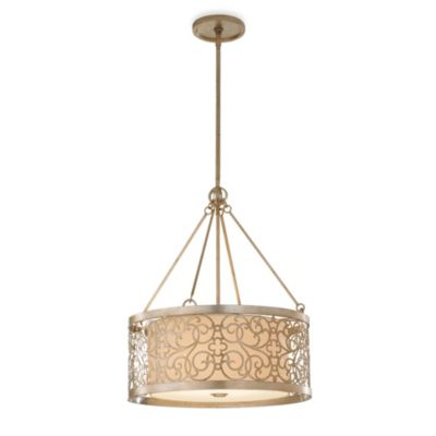 Feiss® Arabesque 4-Light Shade Pendant