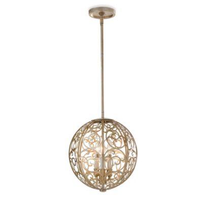 Feiss® Arabesque 3-Light Chandelier