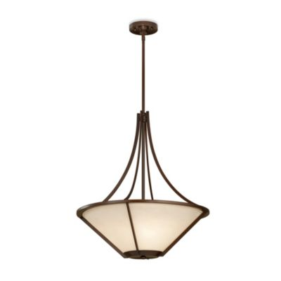 Feiss® Nolan 3-Light Uplight Chandelier