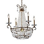 Feiss® Dutchess 4-Light Chandelier
