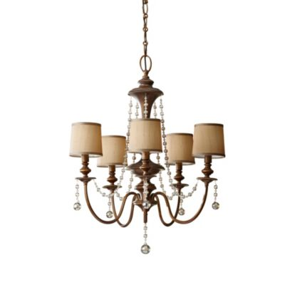 Feiss® Clarissa 5-Light Chandelier