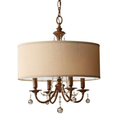 Feiss® Clarissa 4-Light Pendant Chandelier