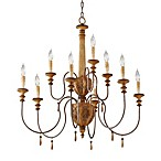 Feiss® Annabelle 9-Light Chandelier