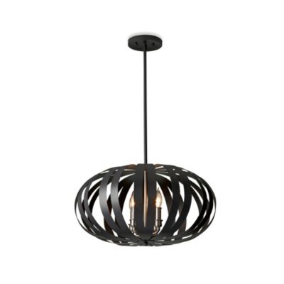 Feiss® Woodstock 4-Light Chandelier