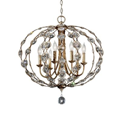 Feiss® Leila 6-Light Chandelier