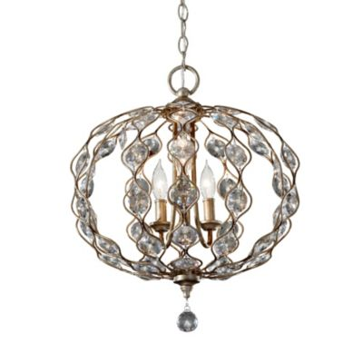 Feiss® Leila 3-Light Chandelier