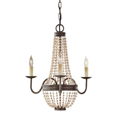 Feiss® Charlotte 3-Light Chandelier