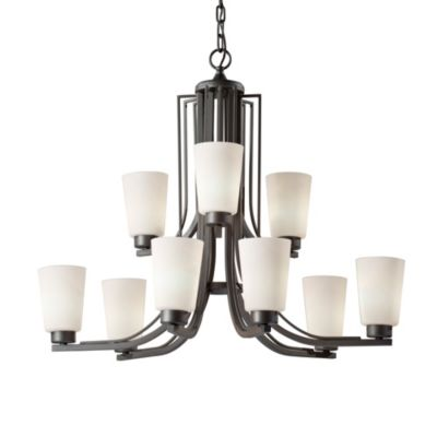 Feiss® Weston 9-Light Chandelier
