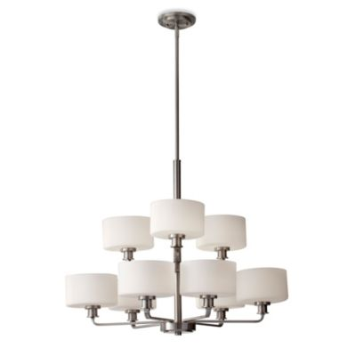 Feiss® Kincaid 9-Light Multi-Tier Chandelier