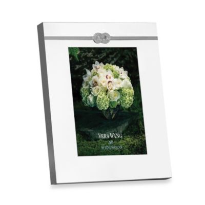 Vera Wang Wedgwood® Vera Infinity 5-Inch x 7-Inch Frame