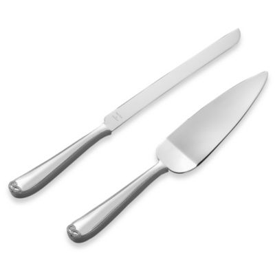 Vera Wang Wedgwood® Vera Infinity Cake Knife and Server Set
