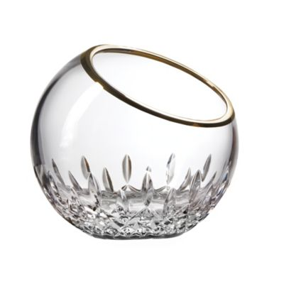 Gold Bowls Crystal