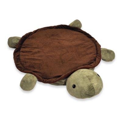 cloud b® Twilight Turtle Snug Rug