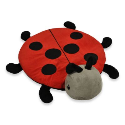 cloud b® Twilight Ladybug Snug Rug