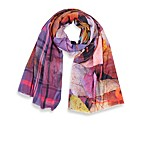 Echo Design™ Women's Digital Wrap Scarf in Multicolor