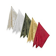 Holiday Joy Napkins (Set of 4)