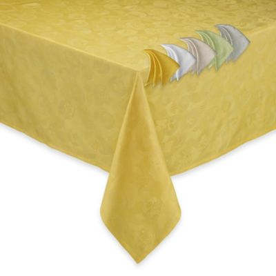 Garnier-Thiebaut Mille Pensees Tablecloth