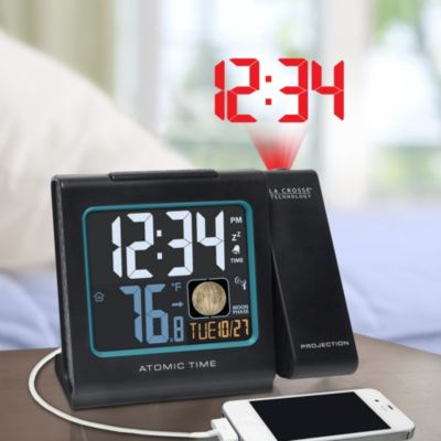 Atomic Clock Alarm Clocks