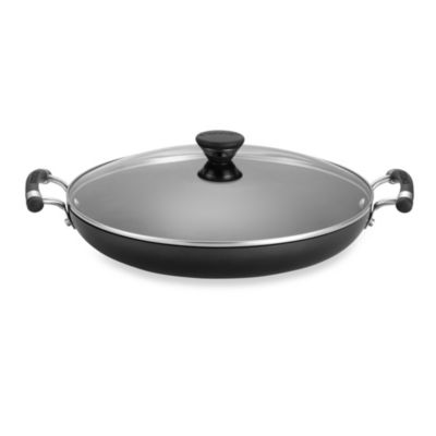 Circulon® Acclaim™ Hard Anodized Nonstick 14-Inch Covered Paella Pan