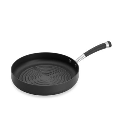 Circulon® Acclaim™ Hard Anodized Nonstick 11-Inch Round Grill Pan