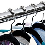 SmartGlide™ Rolling Hangers (Set of 20)