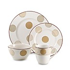 Noritake® Mocha Java 4-Piece Place Setting