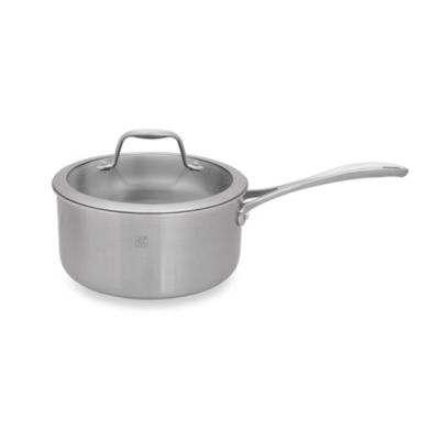 Zwilling J.A. Henckels Spirit 2-Quart Stainless Steel Covered Saucepan