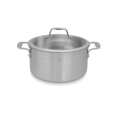Zwilling J.A. Henckels Spirit 6-Quart Stainless Steel Covered Dutch Oven