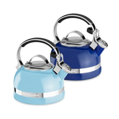 Steel KitchenAid Tea Kettle